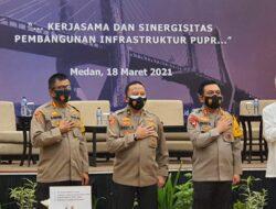 Poldasu dan Kementerian PUPR sosialisasi Nota Kesepahaman Percepatan Pembangunan Nasional  MEDAN –