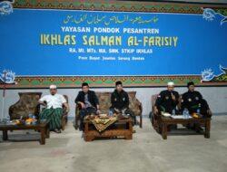 Ponpes Ikhlas Salman Al-Farisiy gelar pelatihan pencak silat NU Pagar Nusa