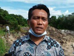 Tambang Illegal Semakin Menjamur, Anggota DPRD Pangkalpinang Sidak Langsung Ke lokasi
