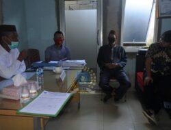 Komisi I DPRD Babel Kunjungi Kantor Desa Zed Guna Percepat Pembangunan Desa
