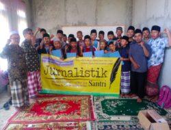 Ponpes Tahfidz Nurul Jannah Pandeglang Selenggarakan Workshop Jurnalistik Dasar