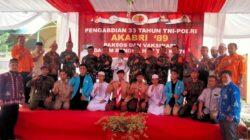 Alumni AKABRI '89 Apresiasi Pesantren Al-Fatah Cileungsi Bogor