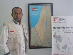 MER-C Apresiasi Langkah Denmark Bantu Palestina