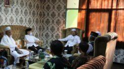 Ketum PB Mathla'ul Anwar Bersilaturahim Dengan Ketum PB Al-Khairiyah