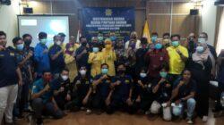 Ketua DPD AMPI Babel Minta AMPI Belitung Fasilitasi Kreativitas Pemuda Belitung