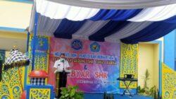 Suryo Kusbandoro Resmikan Gedung Baru SMK Tunas Karya